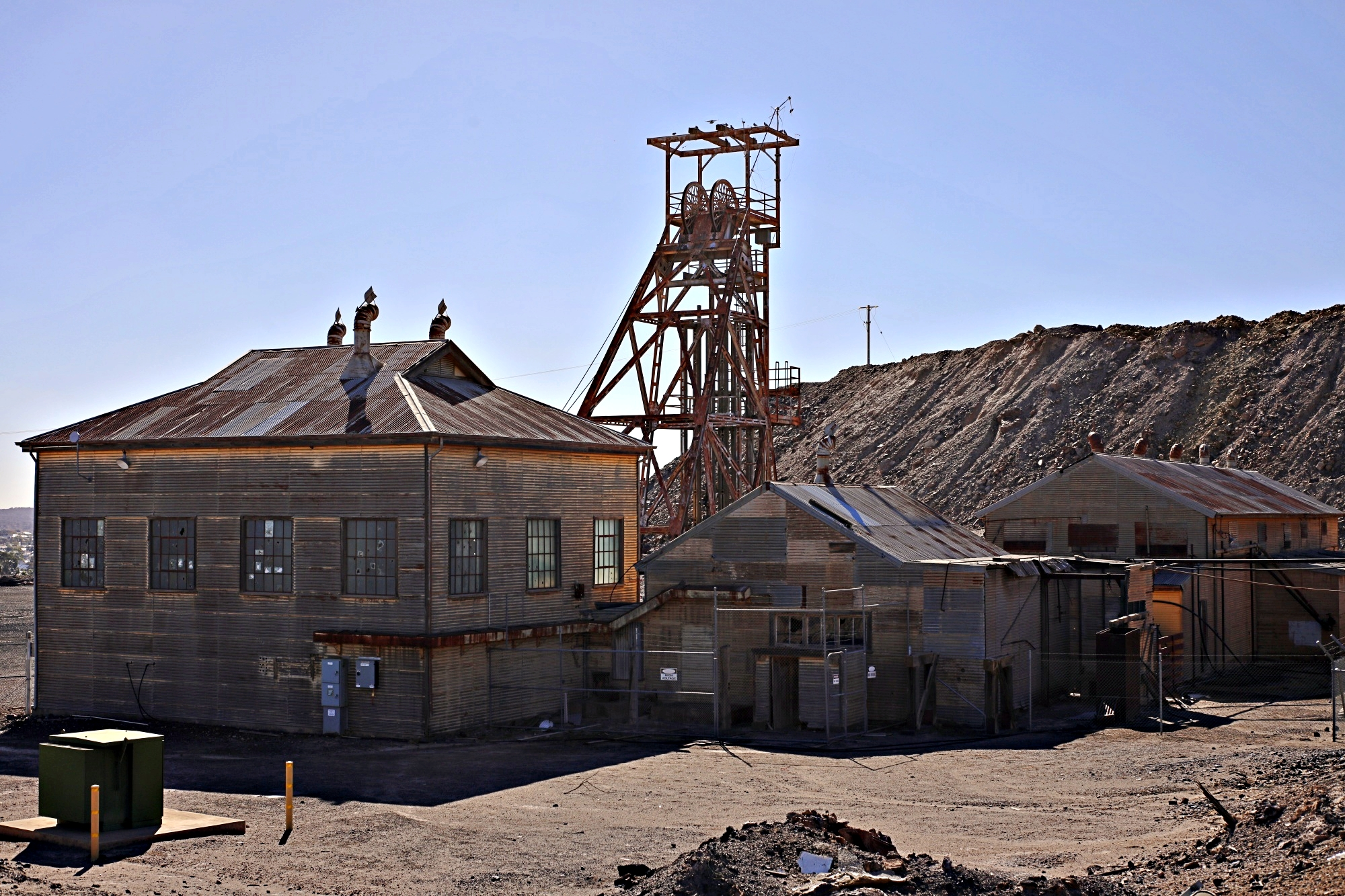 Broken Hill - the Line of Lode